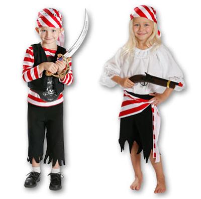 Pirate Birthday Tampa Costumes