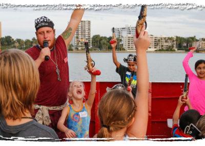 Pirate Ship Tampa Bay