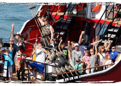 Pirate Ship Day Cruise