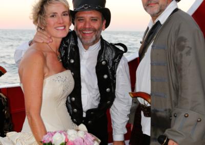 Pirate Wedding
