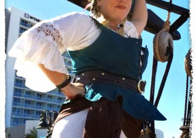 Jetty Jess Pirate
